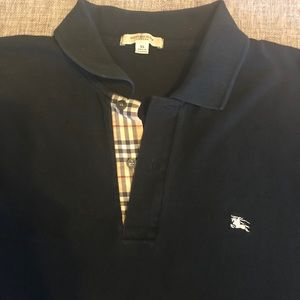 💥summer SALE!!!Burberry polo shirt